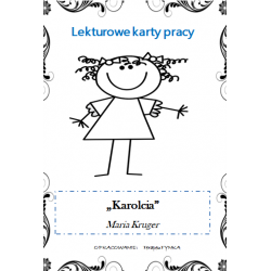KAROLCIA Lekturowe karty pracy